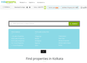kolkata.indiaproperty.com