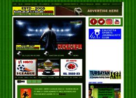 kolkatafootball.com