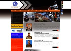 kolkatatrafficpolice.gov.in