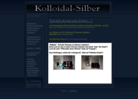 kolloidal-silber.de