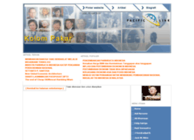 kolom.pacific.net.id