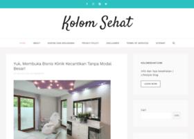 kolomsehat.com