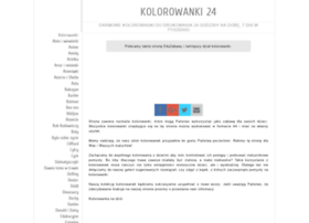 kolorowanki24.com