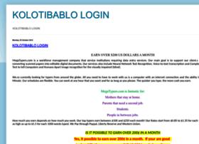 kolotibablologin.blogspot.in