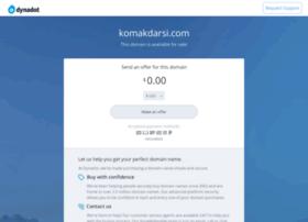 komakdarsi.com