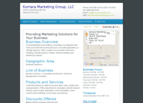 komaramarketinggroup.com