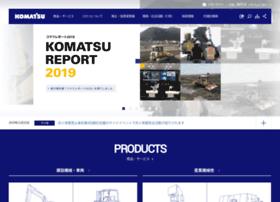 komatsu.co.jp