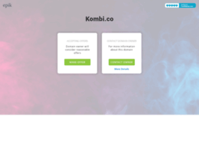 kombi.co
