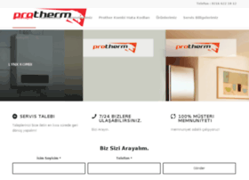 kombiservisiprotherm.com