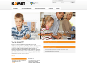 kometprogrammet.se