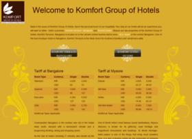 komfortgrouphotels.com
