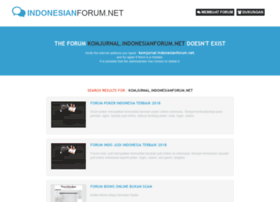 komjurnal.indonesianforum.net
