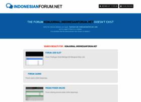 komjurnal.indonesianforum.net