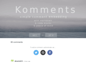 komments.net