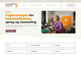 kommunikationogsprog.dk