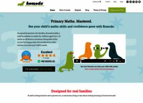 komodomath.com