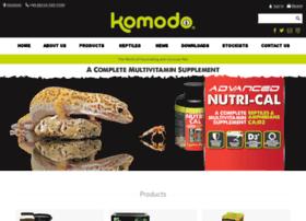 komodoproducts.com