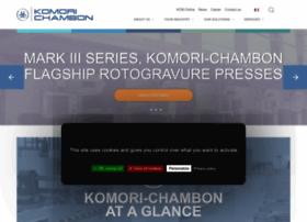komori-chambon.com