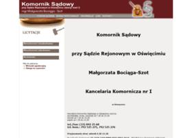 komornikoswiecim.pl