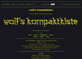 kompaktkiste.de