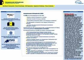 kompetenznetz-schizophrenie.info