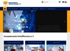 kompetenznetz-vorhofflimmern.de