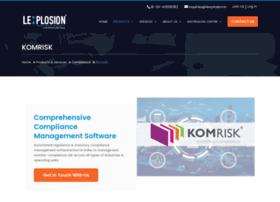 komrisk.com