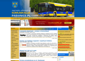 komunikacjapabianice.pl