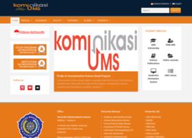 komunikasi.ums.ac.id