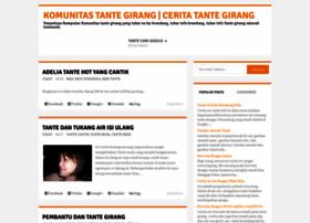 komunitas-tante-girang.blogspot.com