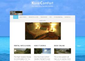 konacomfortrental.com