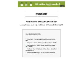 koncertbasen.dk