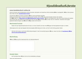 kondolenzbuch-online.de