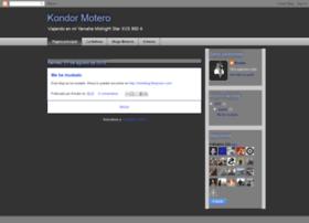 kondormotero.blogspot.com