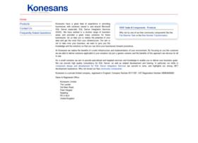 konesans.com