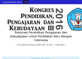 kongrespendidikan.web.id