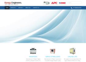 kongupower.com