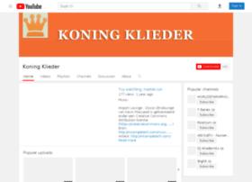 koningklieder.nl
