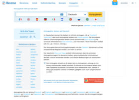 konjugator.reverso.net