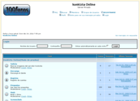 konkizta.100foros.com