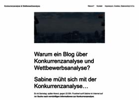 konkurrenzanalyse.net