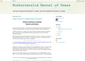 konkurrenzloskennel.blogspot.com