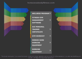 konsciousbodyfitness.com