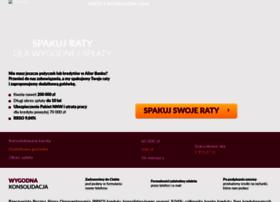 konsolidacja.aliorbank.pl