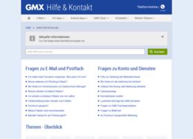 kontakt.gmx.net