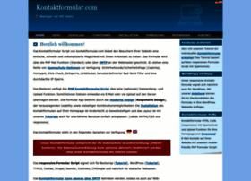 kontaktformular.com