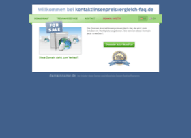 kontaktlinsenpreisvergleich-faq.de