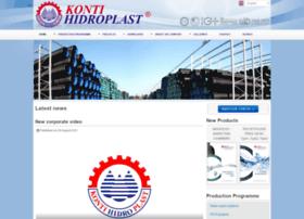 konti-hidroplast.com.mk