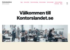kontorslandet.se