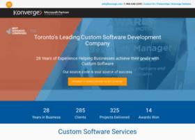 konverge.com